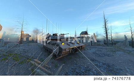 戦車 74376778