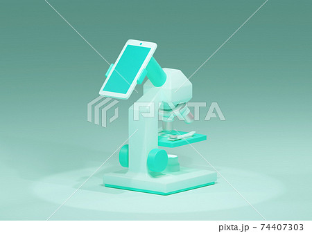 顕微鏡 74407303