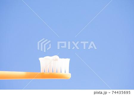 歯ブラシのイメージ 74435695