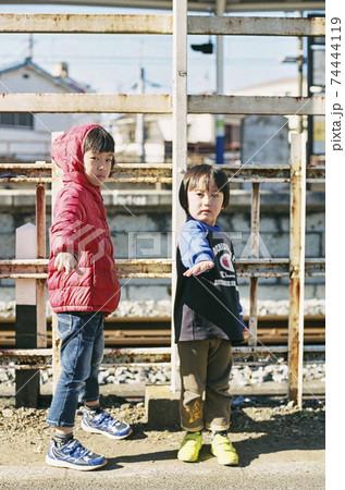 「囲碁好き兄弟の日常」 フィルム写真 74444119