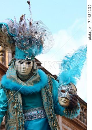 仮面の祭典ヴェネツィアカーニバル 74484139