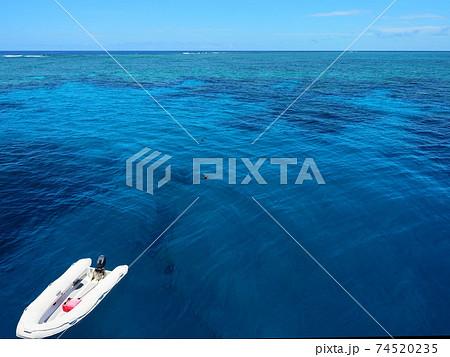海 ボート 74520235