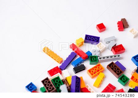 ブロック カラフル レゴ 74543280