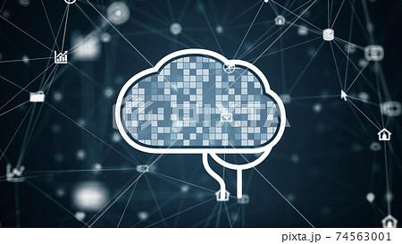 AI・人工知能 74563001