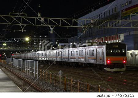 インドネシアへ旅立つ武蔵野線205系(蘇我行:42本目:最終便) 74575215