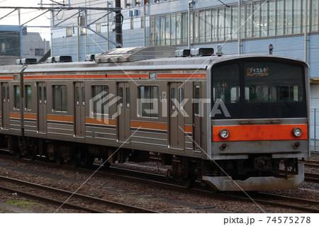 インドネシアへ旅立つ武蔵野線205系(蘇我行:41本目) 74575278