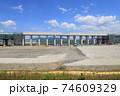 北陸新幹線建設現場 74609329