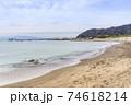 葉山 大浜海岸 74618214