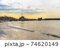 葉山 一色海岸 74620149