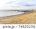 葉山 一色海岸 74620156