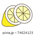 レモン 74624123