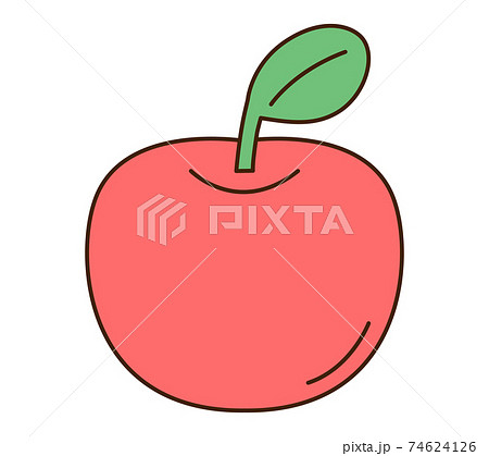 リンゴ 74624126