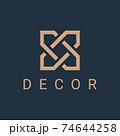 celtic knot ornament logo 74644258