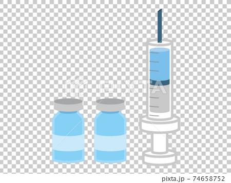 電暈疫苗注射 74658752