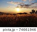 秋の金剛生駒紀泉国定公園「大和葛城山」 74661946