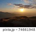 秋の金剛生駒紀泉国定公園「大和葛城山」 74661948