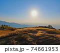 秋の金剛生駒紀泉国定公園「大和葛城山」 74661953