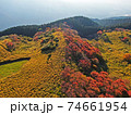 秋の金剛生駒紀泉国定公園「大和葛城山」 74661954