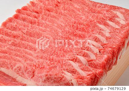 高級 牛肉 74679129