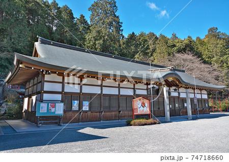 【意賀美神社】 大阪府泉佐野市上之郷 74718660