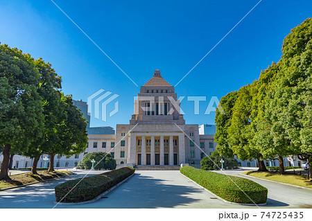 国会議事堂 74725435