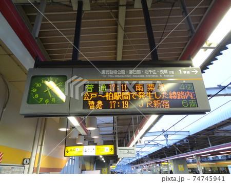 東武鉄道日光線・宇都宮線 栃木駅 74745941