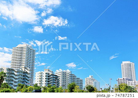 青空のマンション 74787251