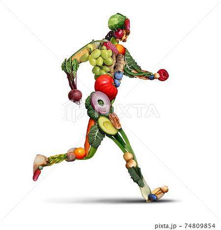 Diet Ant Fitness 74809854
