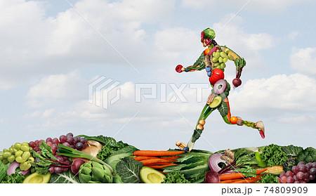 Vegan Eating Lifestyle 74809909
