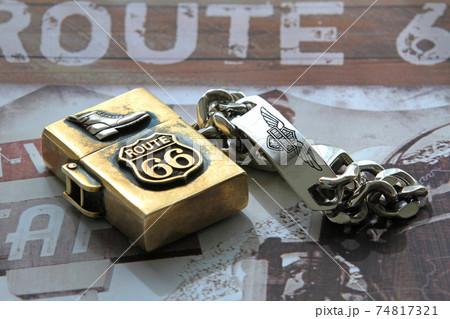 ROUTE66とライター8 74817321
