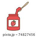 いちごジャム 74827456
