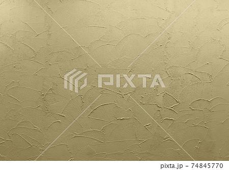 コテ跡がきれい、スパニッシュな茶色の壁 74845770