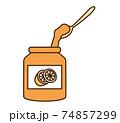 オレンジジャム 74857299