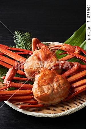 ボイルずわい蟹 74873994