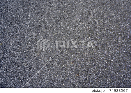 テクスチャ アスファルト舗装された道路 74928567