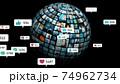 ソーシャルネットワーク 74962734