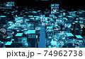 都市とテクノロジー サイバースペース 74962738