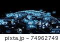 データ通信ネットワーク デジタルトランスフォーメーション  74962749