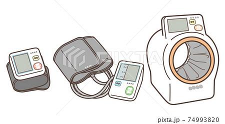 血圧計セット 74993820
