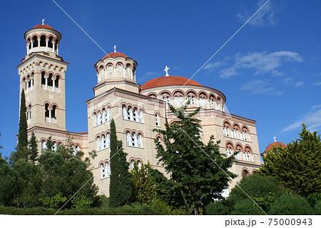 ギリシャ・エギナ島の修道院 75000943