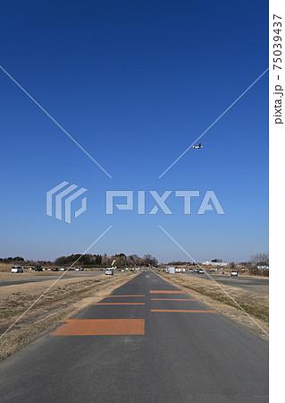 埼玉県桶川市 ホンダエアポートの正面入口 75039437