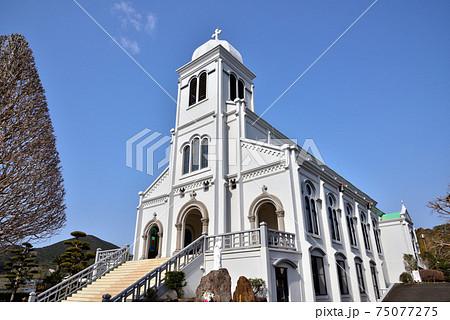 カトリック紐差教会 カトリックひもさし教会 長崎県平戸市紐差町1039 75077275