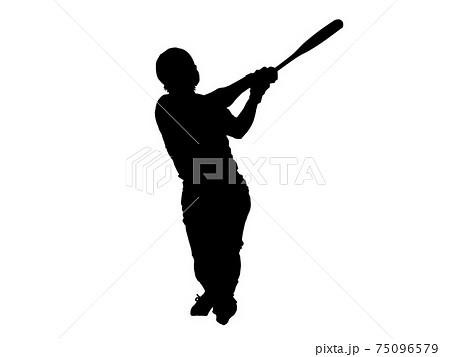 野球バッター 75096579