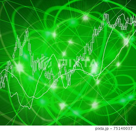 インターネットで株式投資 75140037