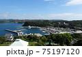 平戸城から見るの港の風景 75197120