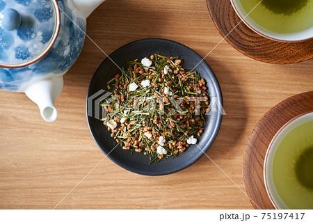 玄米茶 75197417