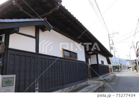 桜川市真壁町の有形文化財(伝統的建造物群保存地区) 75277434
