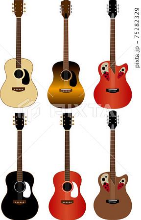 フォークギターコレクション 75282329