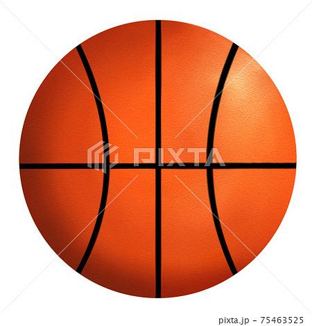 バスケットボール 75463525