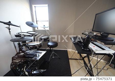 電子ドラム 75475371